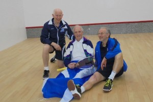 Home Internationals 2014 Men's Over 70s and Over 75s