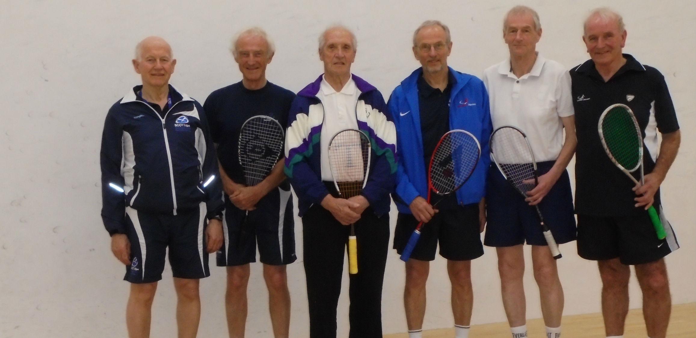 Master Squash in Dublin