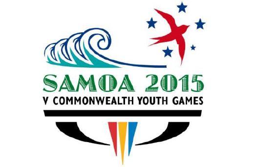 Samoa 2015 Logo