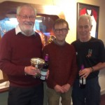 Dougal - Winner Rae - Runner-up M60