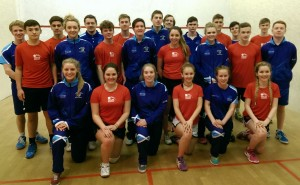 2015 Youth Test Teams