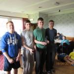 JIR15 - West U19 3rd place
