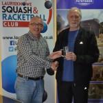 SORC 2015 - Ray Currie, James Murphy O60s winner (1)