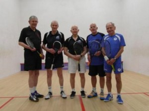 MHI Nottingham 15 - Over 70s 1