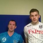 Div 1 Peter O`Hara & Rory Stewart