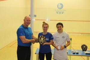 Girls Winner - Fitzsimmons & Adderley