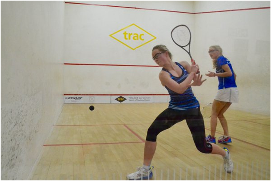 Junior Nats 16- GU19 Carrie Hallam & Emma Fitzsimmons
