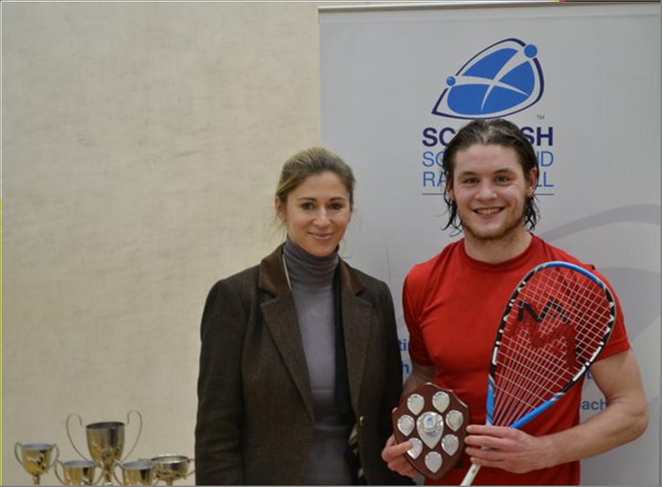 Junior Nats 16-MU23 Winner Douglas Kempsell