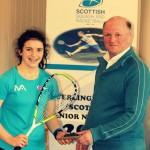 Sterling Trucks Scottish Nationals 16 - Winners Presentation Ladies R-up