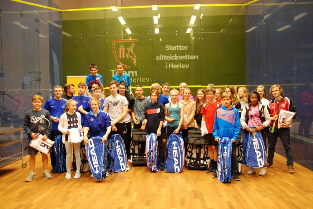 Danish JO 16 Winners