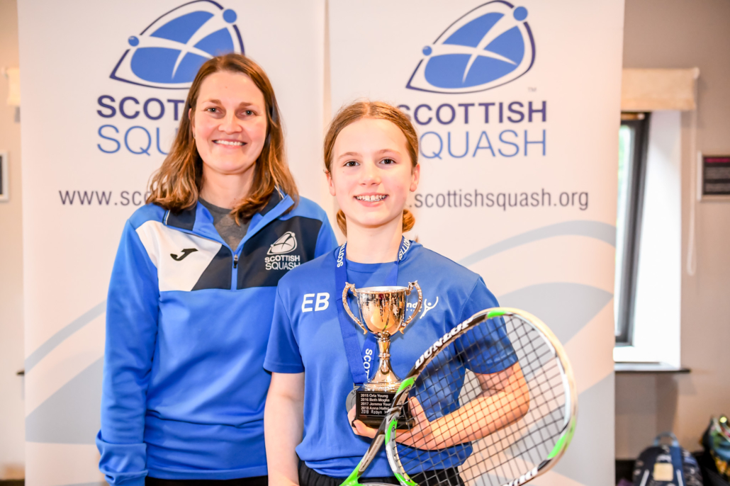 SCOTTISH JUNIOR NATIONAL CHAMPS | SCOTTISH SQUASH 2020